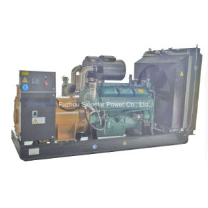 75kw - 480kw Power Generator Set with Wudong Diesel Engine