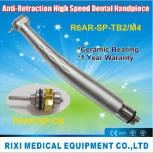 Anti-Retraction High Speed Standard Push-Button Dental Equipment
