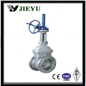 Bevel Gear Rising Stem Gate Valve pictures & photos