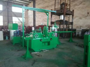 High Quality Conveyor Spiral Blade Making Machine pictures & photos