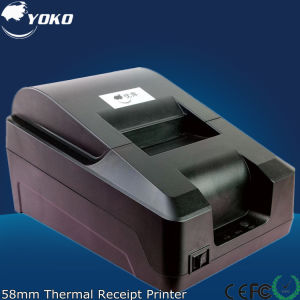 POS System Thermal Receipt Printer, Bill Printer in Stock pictures & photos