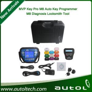 High Quality MVP Key PRO M8 Auto Key Programmer M8 Diagnosis Locksmith Tool pictures & photos