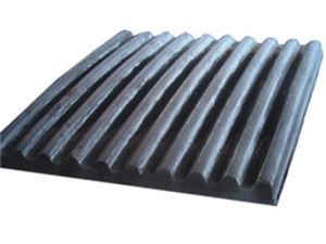 High Manganese Jaw Plate
