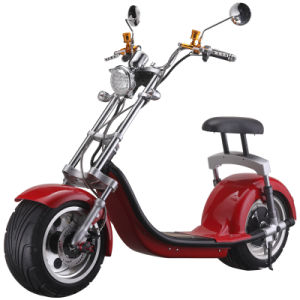 China Functional Fashion Design Powerful Electric Mobility Scooter & E-Scooter for Sale pictures & photos