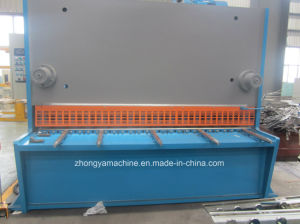 QC11y-20/2500 China Hydraulic Shearing Machine pictures & photos