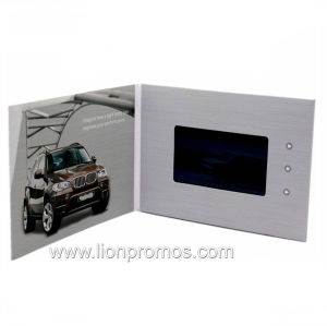 "New Products Launching Event 4.3""LCD Screen Video Invitation Card pictures & photos"