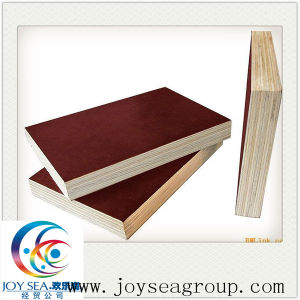 12mm Film Faced Plywood Black Film/Brown Film Finger Joint pictures & photos