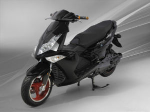 EEC Lithium Battery Electric Motorcycle 3000W 5000W Power (LEADER-JS02) pictures & photos