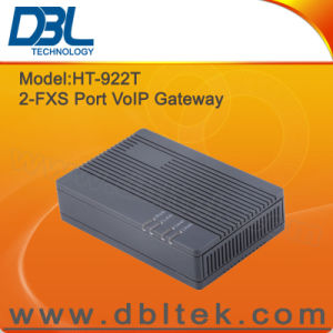 DBL Two-Port FXS (ATA) VoIP Gateway HT-922T pictures & photos