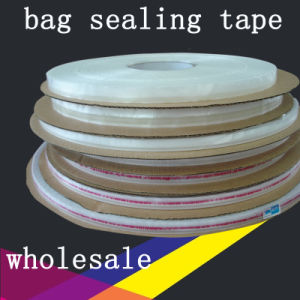 Resealable Bag Sealing Tape, Bag Laminating Tape pictures & photos