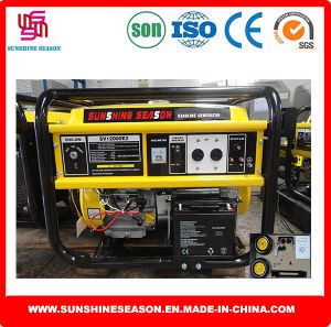 Sv12000e2 Gasoline Generators Elepaq Type for Construction Power Supply 5kw pictures & photos