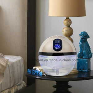 Portable Air Purifier with Ionizer and UV pictures & photos