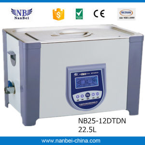 Coil Dual-Frequency Heating Jewelry Ultrasonic Cleaner Price pictures & photos