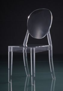 Perspex Ghost Chair (CY695)