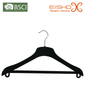 Luxury Royalblue/ Black Hotel Hangers Set pictures & photos