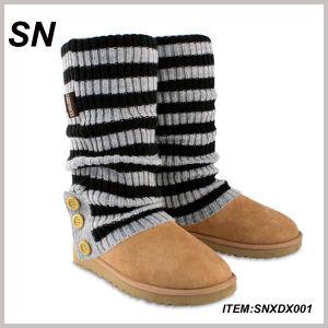 2014 New Style Fashion Ladies Leg Warmer (SNXDX001) pictures & photos