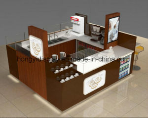 Prefabricated Kiosks Fiberglass Fast Food Kiosk Cafe Kiosk for Sale pictures & photos