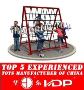2015 Child Fitness Equipment Playing Climbing Rope Net HD15b-103A pictures & photos