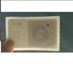 13.56MHz Hf RFID Nfc Paper Tags
