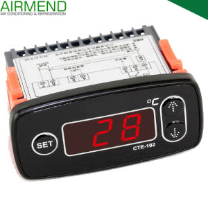Temp Controller (CTE-102) Digital Temperature Control