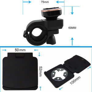 High Quality Bike Mount Mobile Holder with Mobile Phone Seat Fast Lock pictures & photos