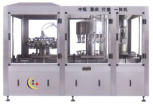 Automatic Grape Wine Filling Line (YXT-LS)