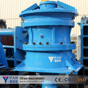 New Type and Low Price Hydraulic Cone Crusher (SMG Series) pictures & photos
