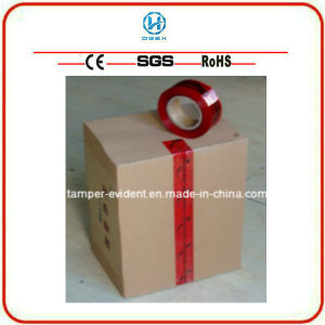 Zx Packing Security Voidopen Tamper Tape