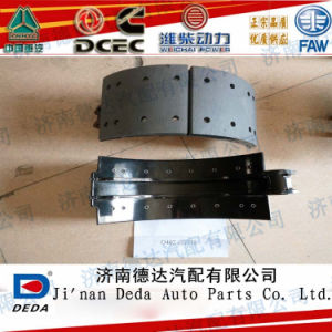 Brake Shoe for Heavy Duty Truck Trailer for HOWO Fuhua FAW