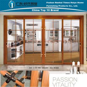 Roman Style Aluminium Sliding Door for Houses Decoration pictures & photos