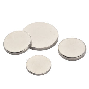 N52 Disc Neodymium Magnets, Round Shape with Three Countersunks pictures & photos