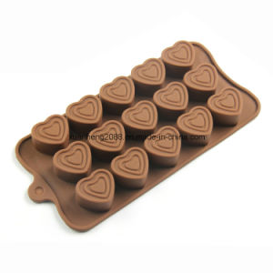 Beautiful Silicone Rubber Cake Mold pictures & photos