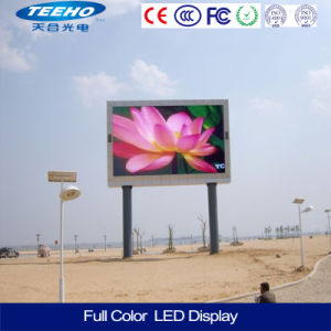 High Definition Outdoor P10 Full Color LED Display LED Panel pictures & photos