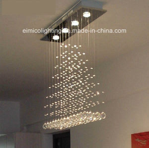 Dining Room Crystal Chandelier Lighting (EM088-5L)