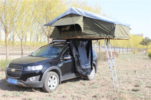 Large Canvas Fabric 4WD Vehicle Car Roof Tent pictures & photos