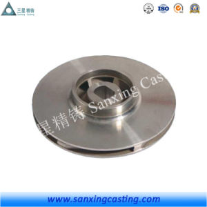 Stainless Steel Casting for Casting Machine Auto Parts Factory pictures & photos