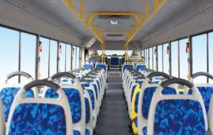 Large Size City Bus, Seats 53+1, 12m pictures & photos