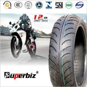 Motorcycle Scooter Tyre (130/60-13) Linear Pattern pictures & photos