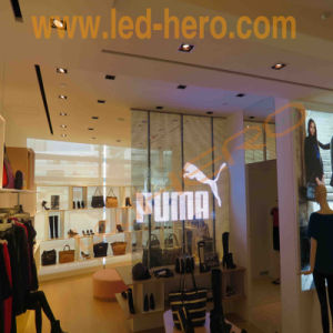 75% Luminousness of Glass LED Display of LED-Hero Manufacturer pictures & photos