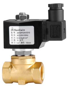 Solenoid Valve (ZS SERIES) pictures & photos