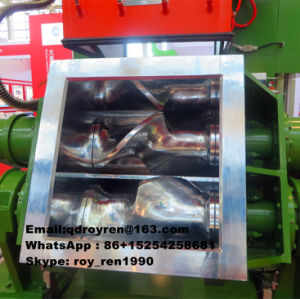 2016 Hot Automatic Rubber Dispersion Kneader Machine pictures & photos