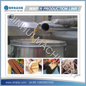 Complete Full Automatic Wafer Making Plant pictures & photos