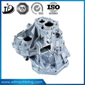 Custom Made CNC Metal Machined/Machining Gearbox Casing pictures & photos