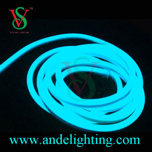 24V Mini Ultra Thin LED Neon Flex Rope Light pictures & photos
