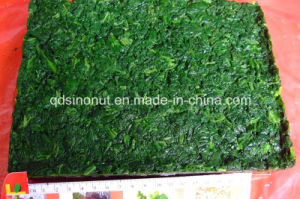 IQF Spinach Blocks pictures & photos