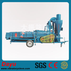 Mobile Grain and Seed Processing Plant for Grain/Seed Cleaning pictures & photos