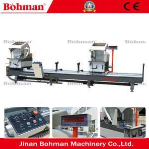 Digital Display Double Head Precision Cutting Saw /Mitre Saw pictures & photos