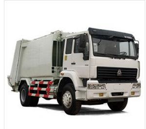 10cbm Sinotruk HOWO 6*4 Garbage Truck