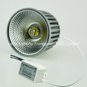 CREE LED GU10 Spotlight with High CRI 98ra 2700k PF>0.9 pictures & photos