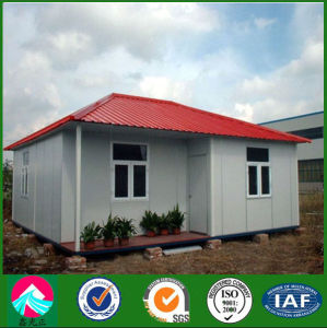 Prefabricated House Low-Carbon House Environmental Friendly House pictures & photos